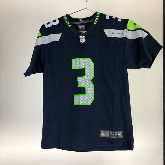 outlet store a78c3 d3138 Seattle Seahawks Wilson Jersey